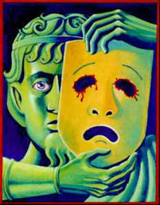the cruel role of fate in sophocles three theban plays antigone oedipus rex and oedipus at colonus Triptolemus was probably one of the plays that sophocles  at colonus is one of the three theban plays of  after oedipus rex and before antigone,.